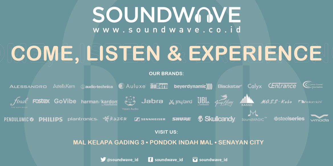 Welcome to Soundwave 2