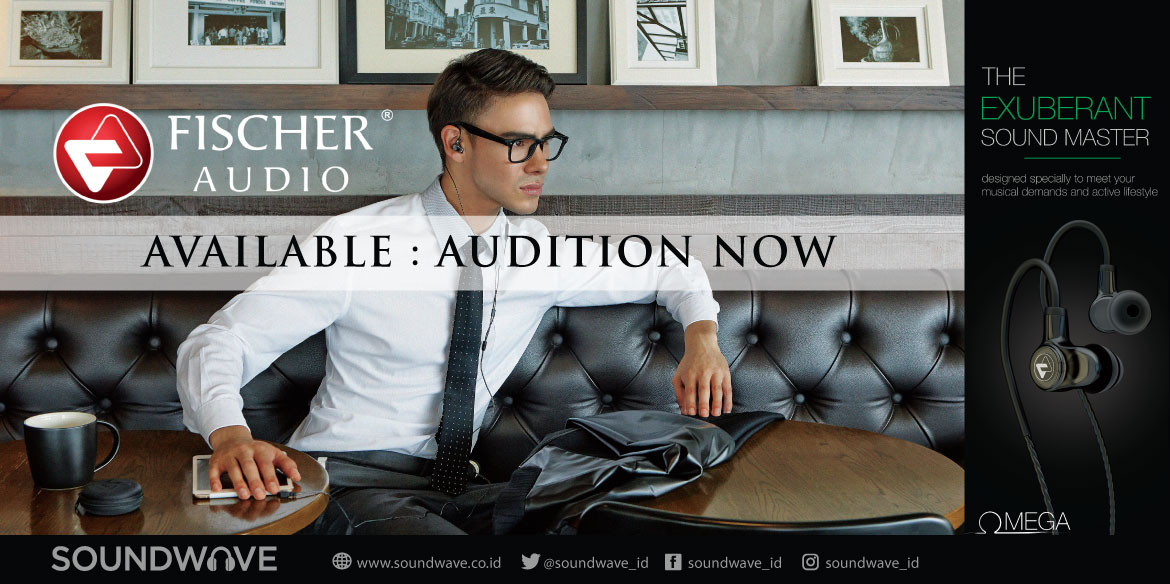 FIsher Audio Available