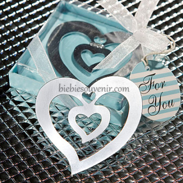 Hearts Bookmark image