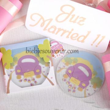 Juz Married Coaster ( Round ) image