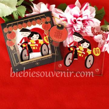 Trishaw Oriental Coaster image