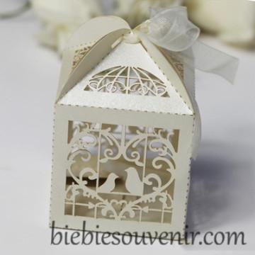 Lovebird Lasercut Candybox image