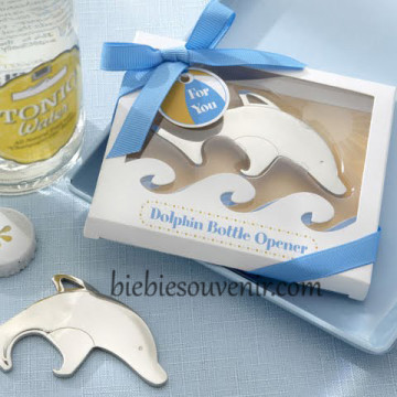 Dolhpin bottle opener image