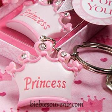 Princess Crown Keychain image