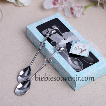 Silver Coffeespoon - Blue image