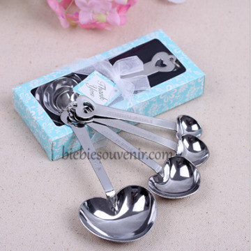 Love Measure Spoon - Biru image