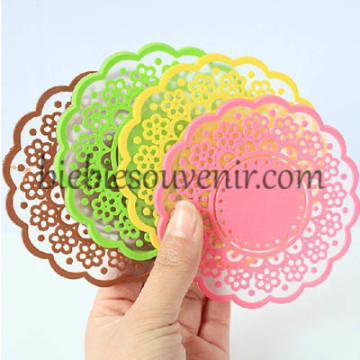 Silicone Lace Coaster image