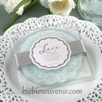 Lace Coaster image