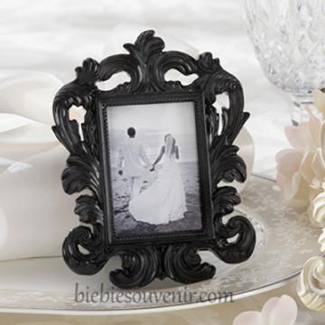 Black Baroque Frame image