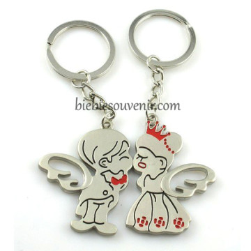 Angel Couple Keychain image