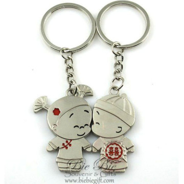 Oriental Couple Keychain CK01 image