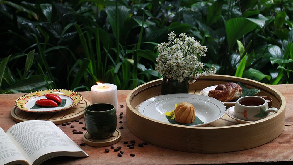 Canangsari Tray Laminated Bamboo Tray