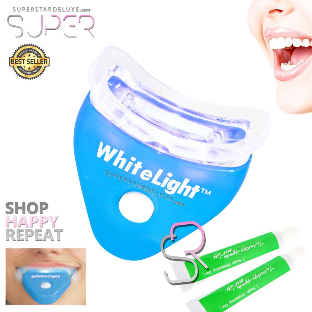 Whitelight Tooth Whitening System Pemutih Gigi Light Technology