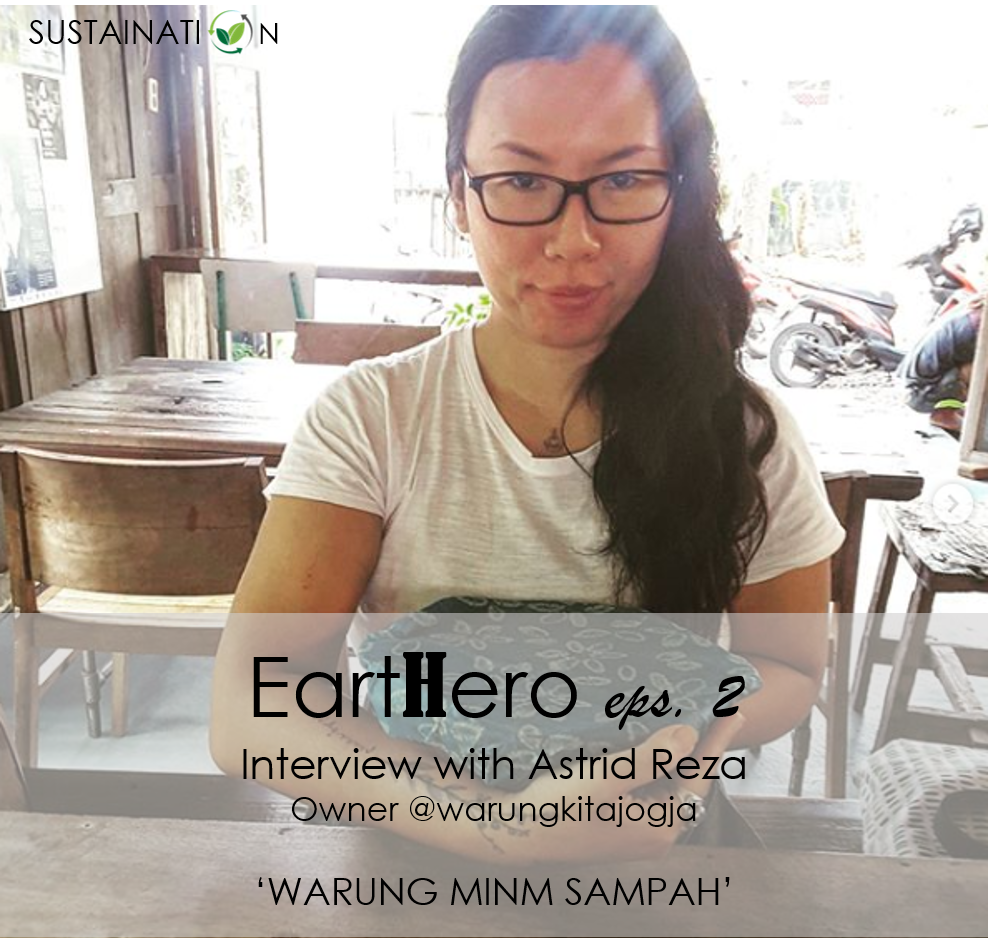 Earth Hero eps.2 : Konsep Warung Sustainable dan Minim Sampah ala Warung Kita Jogja image