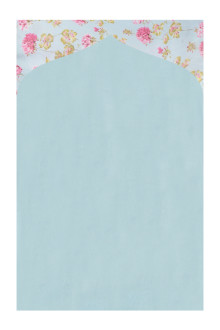 Tiara Prayer Mat 012 Blue