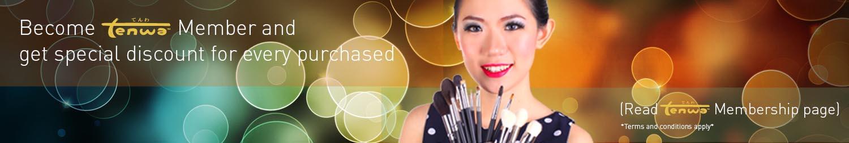 Premium Makeup Brushes - LIMITED !