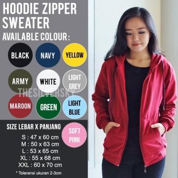 ZIPPER HOODIE image