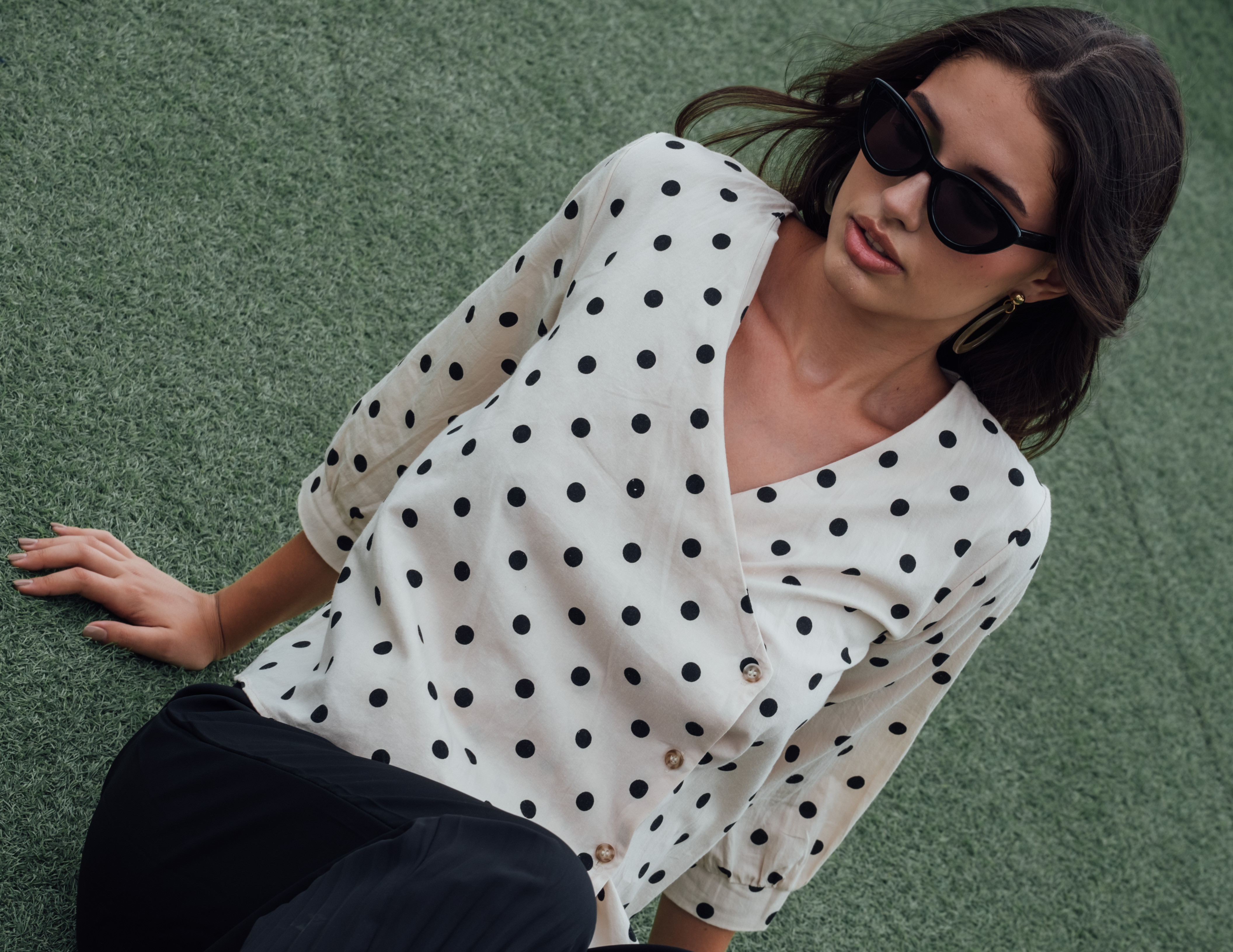 #STYLEFORWARD: POLKA DOT PIECES YOU'LL WANT TO WEAR EVERYDAY image