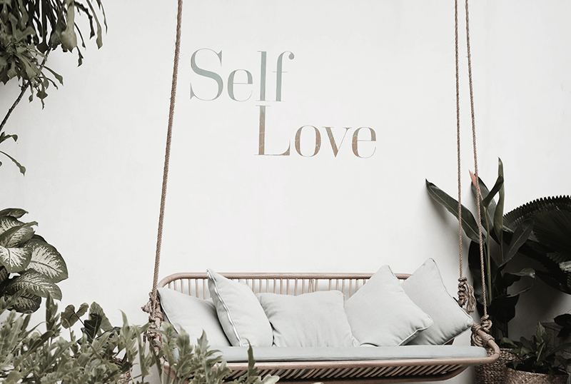 STEPS TO INCREASE SELF-LOVE image