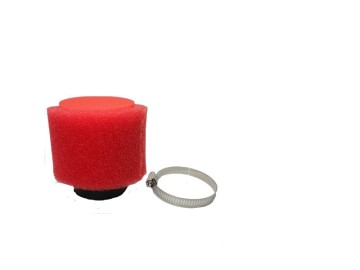 AIR FILTER TK KY-D-184 49MM RED BRIGHT