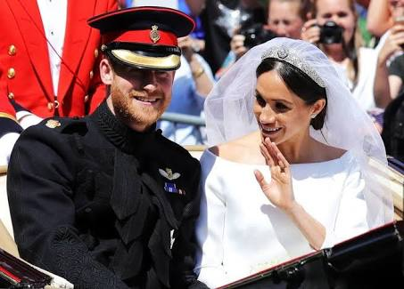 The Royal Wedding of Prince Harry and Meghan Markle image