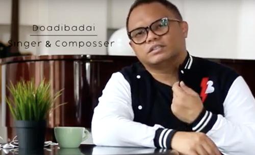 Official Merchandise Konsep Baru Badai The Piano Man Di Blantika Musik image