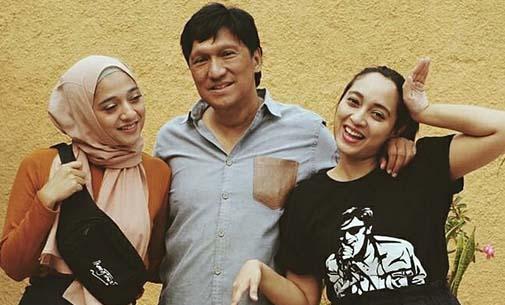 Terkuak Catatan Manis Keluarga Ikang Fawzi image