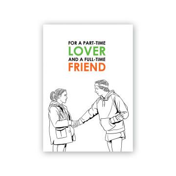 Juno Greeting Card