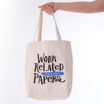 Work-Related Tote Bag
