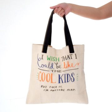 Cool Kids Tote Bag