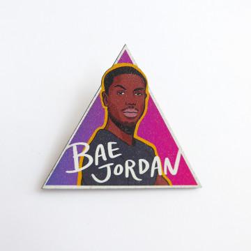 Bae Jordan Pin