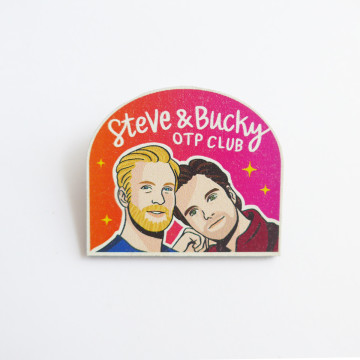 OTP Club Pin