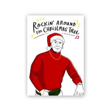 The Rock Christmas Card