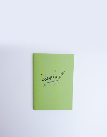 Coretan - A5 Notebook image