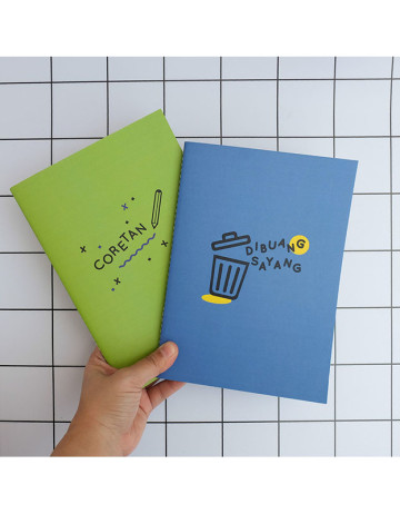 A5 Notebook (set of 2) image