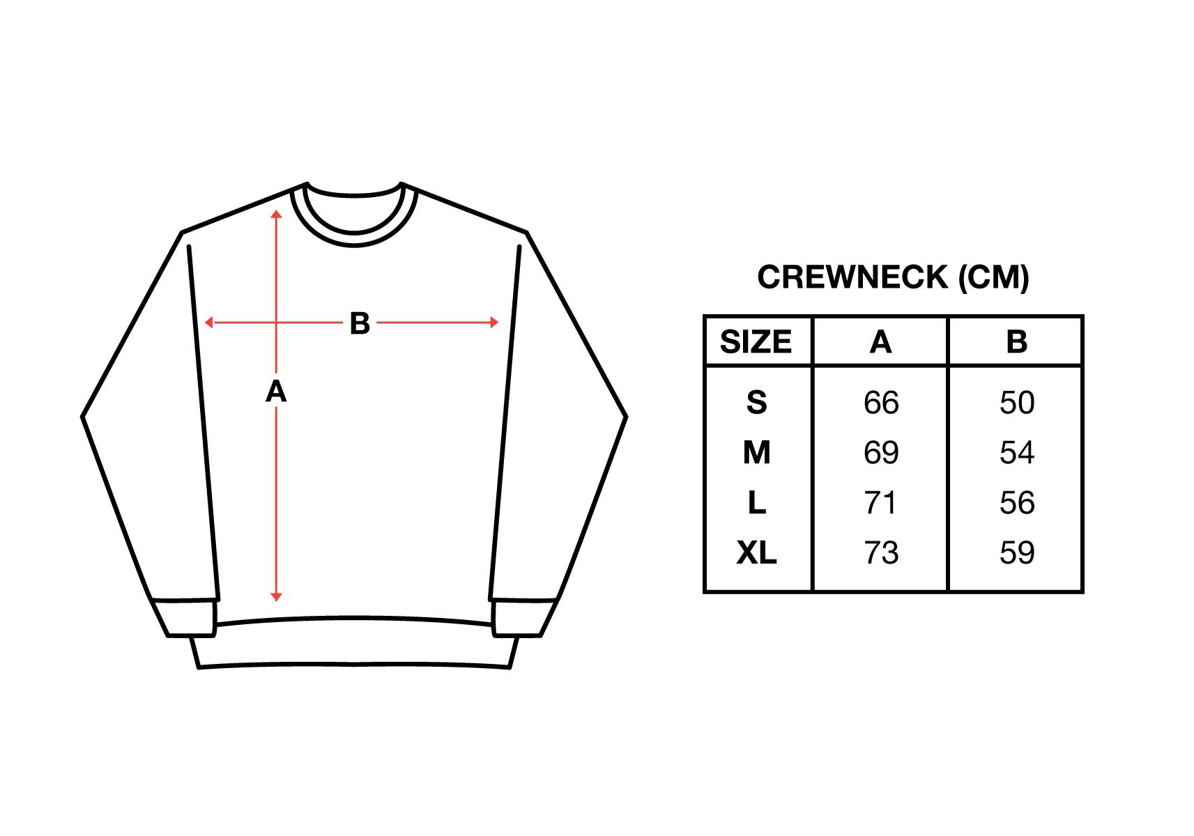 Crewneck