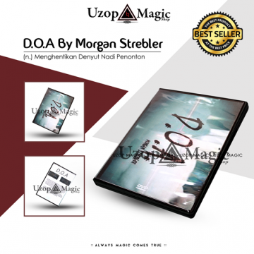 D.O.A By Morgan Strebler image