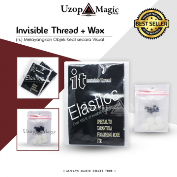 Invisible Thread + Wax (IT Wax) image
