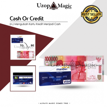Cash Or Credit image