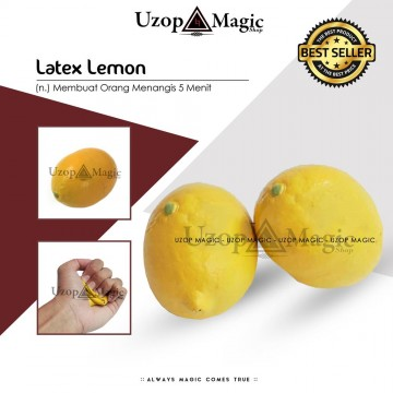 Latex Lemon image