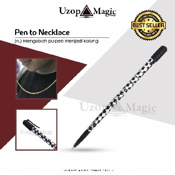 Pen to Necklace image
