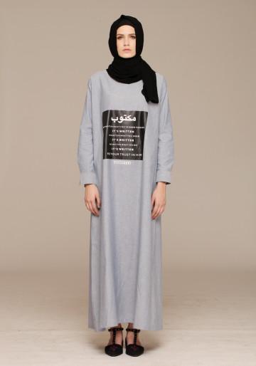 MAKTUB DRESS