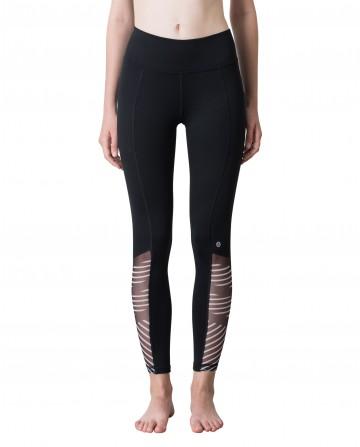 Block Stripe Leggings