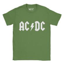 ACDC Logo Irish Green
