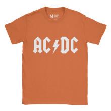 ACDC Logo Orange