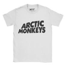 Arctic Monkeys Logo White