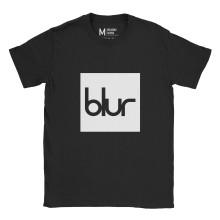 Blur Logo Box Black