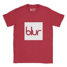 Blur Logo Box Red