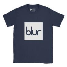 Blur Logo Box Navy