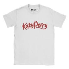 Katy Perry Logo White